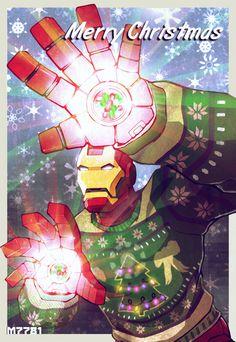 An Iron Man Christmas - Marco D'Alfonso a.k.a. M7781