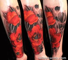 poppy tattoos - Bing Images