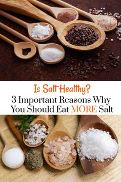 Is salt healthy for you? Find out why I buy healthy salt and use it liberally. Healthy Salt, Eat Healthy, Stop Eating Sugar, Low Stomach Acid, Real Food Recipes, Healthy Recipes, Keto Lunch Ideas, Natural Health Tips, Homemade Butter
