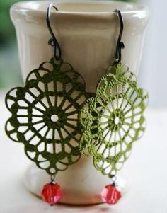 Love these! Handmade by a sweet lady here in Seattle....check her out @ http://tippystocktonblog.blogspot.com/