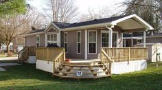 45 Great Manufactured Home Porch Ideas