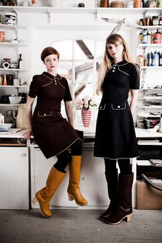 Peppermint Patty dresses from Germany