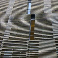 apartment complex wood skin - Google Search