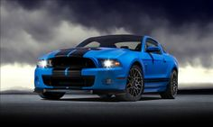 2013 Ford Shelby GT500- Ford took 2013 by storm by developing a new dual-overhead cam 5.8 liter V8 for the next Shelby - increasing output to an astonishing 662 hp.  This GT500 will go from 0-60 in 35 secods and top out the 1/4 mile in 11.8 seconds with a top speed in excess of 200 mph.