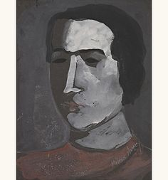 'Quiet Gir'l, 1930 - Milton Avery