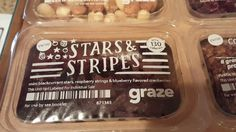 Graze Box Unboxing Review : Healthy Snacks for Traveling Natural Foods, Be Natural, Graze Box, Healthy Travel Snacks, Blueberry, Raspberry, Traveling, Gourmet, Viajes
