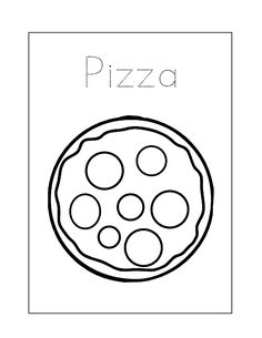 Pizza Coloring Page, Octopus Coloring Page, Peppa Pig Coloring Pages, Skull Coloring Pages, Fairy Coloring Pages, Unicorn Coloring Pages, Disney Coloring Pages, Coloring Pages To Print, Free Printable Coloring Pages