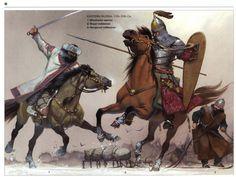 Mordovian, Boyar, Novgorod warriors 11-12c