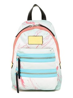Marc By Marc Jacobs New Mini Packrat Marbled And Backpack. Get one of the hottest styles of the season! The Marc By Marc Jacobs New Mini Packrat Marbled And Backpack is a top 10 member favorite on Tradesy. Save on yours before they're sold out!
