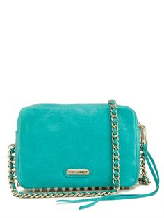 @Lauren Nolan turquoise flirty bag?