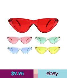 Sunglasses & Fashion Eyewear Womens Snug Classic Vintage Goth Cat Eye Sunglasses #ebay #Fashion