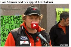 Norway in the Worldwide Lyme Disease Protest