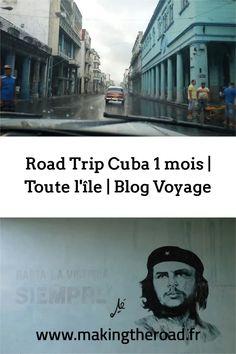 Découvrez mon itinéraire complet en road trip à Cuba (que nous avons fait sans voiture). Mes conseils de voyage, plage, paysage, randonnée, le tout à petit budget pendant 4 semaines. #cuba #voyage #roadtrip #ile Vinales, Road Trip Cuba, Road Trips, Snorkeling, Chili Voyage, Travel Photographie, Voyage Europe, Destination Voyage, Photos Voyages