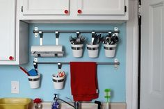 10 easy kitchen storage hacks storage ideas bobs and pantry