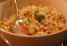 Awesome Cuisine gives you a simple and tasty Garlic Fried Rice Recipe. Try this Garlic Fried Rice recipe and share your experience. For more recipes, visit our website www.awesomecuisine.com