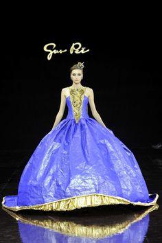Défilé Guo Pei Haute Couture automne-hiver 2016-2017 28