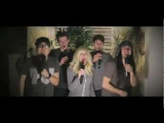 """fucking awesome tbh - and yes, all sounds are made by their mouths only    Walk off the Earth teamed up with KRNFX for an 'acapella/beatbox' version of Taylor Swift's """"I Knew You Were Trouble""""     facebook:  WOTE - http://www.facebook.com/walkofftheearth  KRNFX - http://www.facebook.com/krnfx    twitter:  WOTE - http://www.twitter.com/walkofftheearth  KRN..."""