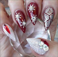 Luminous+Nails+%26+Beauty%2C+Gold+Coast+QLD.+Christmas+Nails.+Xmas+Nails.+Red+%26+Silver+Nails.+Snowflakes.+Raindrops.+Swarovski+Crystals.+Acrylic+%26+Gel+Nails.+Nail+Art+Designs.jpg (1325×1297)