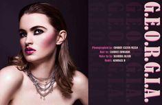 G.E.O.R.G.I.A. Photographed by Condry Calvin Mlilo | Papercut Magazine