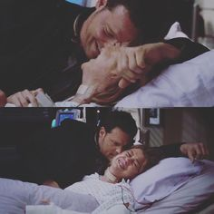 Alex & Mer's relationship / Grey's Anatomy