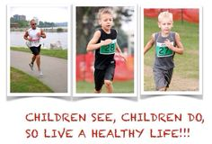 Darren Kenney and 2 of his sons.  Father and Founder of before12.ca.   Live a healthy life!