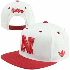 Nebraska snapback hat Nebraska Cornhuskers 809fd91cdb96
