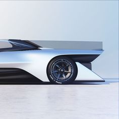 The future of mobility is closer than you think. Come and see. #faradayfuture #FFZER01 #fabiankreher