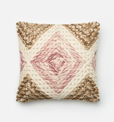 Jute Diamond Pillow – Dorm-Decor www.dorm-decor.com/