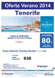 Tenerife: 80% Bahía Príncipe Tenerife Resort salidas en Mayo desde Santiago de Compostela ultimo minuto - http://zocotours.com/tenerife-80-bahia-principe-tenerife-resort-salidas-en-mayo-desde-santiago-de-compostela-ultimo-minuto/