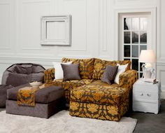 love sac couch! love this pattern too @Matthew Acheson