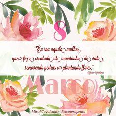 """18 curtidas, 4 comentários - Mical Cavalcante (@micalcavalcante) no Instagram: """"Feliz dia para nós mulheres!!!! Que nossa força e afeto colaborem para o crescimento de todos a…"""""""