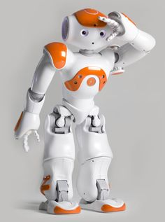 a Cute Humanoid, I think, is mor appealing for frequent interaction. from Aldebaran Robotics Nao Humanoid Robot Academic Edition - RobotShop Robot Humanoïde, Programmable Robot, Real Robots, Robotics Projects, Humanoid Robot, Robot Technology, New Inventions, Amazing Inventions, Tecno