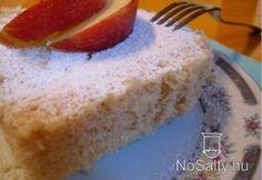 Mikrós grízes süti