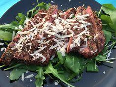 Steak op de BBQ 3: Steak Tagliata Bbq Steak, Summer Bbq, Steak Recipes, Healthy Summer, Steaks, Pork, Group, Diet, Cooking
