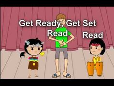 Get Ready, Get Set, Read - YouTube