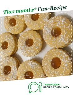 Nanna's Custard Biscuits by bex22285. A Thermomix <sup>®</sup> recipe in the category Baking - sweet on www.recipecommunity.com.au, the Thermomix <sup>®</sup> Community.