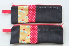 Sew Delicious: The Trouble with Zips