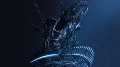 Pictures for Desktop: alien wallpaper - alien category