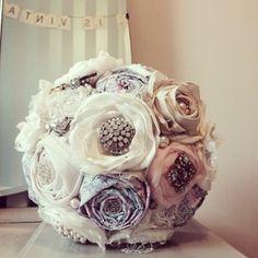 http://wrappler.com/gift-lists/lists/Alternative Wedding Boquets/670