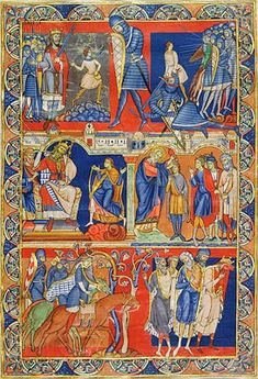 The Morgan Library & Museum - Past Exhibitions - Pages of Gold: Medieval Illuminations from the Morgan