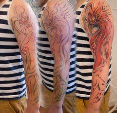 Phoenix Tattoo Meaning   tatuajes | Spanish tatuajes  |tatuajes para mujeres | tatuajes para hombres  | diseños de tatuajes http://amzn.to/28PQlav
