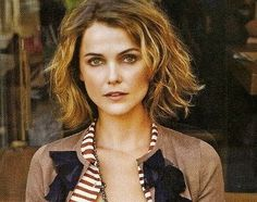 Keri Russell - great hair; colour and length