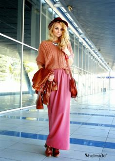 Shades of Autumn - Boho Chic