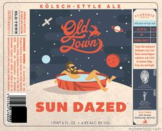 mybeerbuzz.com - Bringing Good Beers & Good People Together...: Old Town Flagship Series - Sun Dazed & Shanghai'd ...
