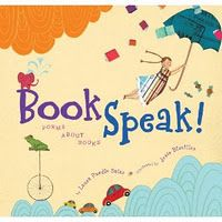 A book with a poem for nearly every occasion in reading/writing workshop