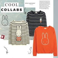 Our very cool collab with Miffy on instyle UK. Sign up for access to the collection on our homepage.