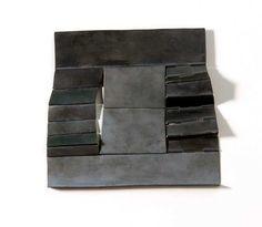 Christine Matthias - brooch, 2009 silver - 122x103x8mm