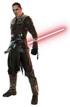 """I'm definitely going to have to give a Starkiller (from """"The Force Unleashed"""" series of video games) cosplay a try one of these times! Star Wars Games, Star Wars Rpg, Star Wars Jedi, Star Wars Toys, Starkiller Star Wars, Galen Marek, The Force Unleashed, Jedi Costume, Star Wars Characters Pictures"""