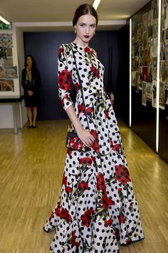 Dolce & Gabbana Spring 2015 RTW – Backstage – Vogue