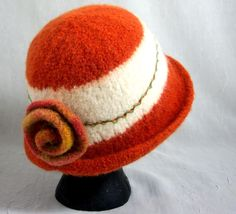 Free Felt Craft Patterns   Knitting Ideas   Project on Craftsy: The Florrie Knitted ...
